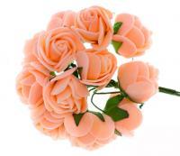 • Цветы из фоамирана