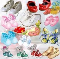 • Обувь для кукол и игрушек