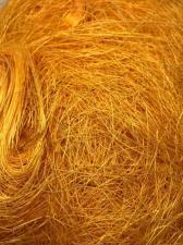 Сизаль (оранжевый).