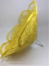 Каркас для букетов (жёлтый). Размер - 40 см.