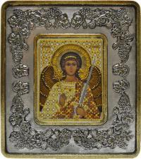 Ангел Хранитель (виноград серебро).