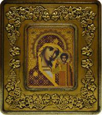Богородица Казанская (виноград золото).