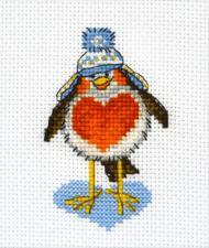 Овен | Влюблённый птиц. Размер - 6 х 9 см.