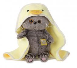 Басик BABY в полотенце с капюшоном.