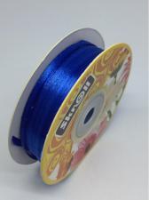 Лента атласная Skroll,3 мм,цвет№ 40 (василёк)