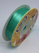 Лента атласная Skroll,3 мм,цвет№ 54 (бирюзовый)