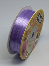 Лента атласная Skroll,3 мм,цвет:№ 90 (светло-фиолетовый)