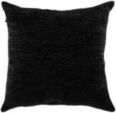"""Обратная сторона подушки """"Чёрный""""."""