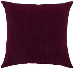 "Обратная сторона подушки ""Тёмная вишня""."