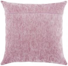 """Обратная сторона подушки """"Розовый виноград""""."""