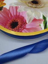 Лента атласная Skroll,25 мм,цвет№ 36 (синий)