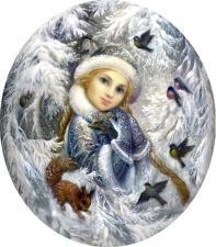 Красавица-зима.