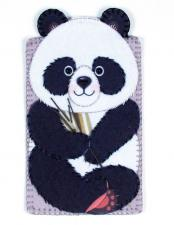 "Матрёнин Посад | Чехол для телефона ""Милая панда""."