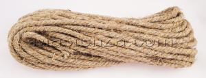 Шнур льняной дизайнерский (3 мм),длина 10 м