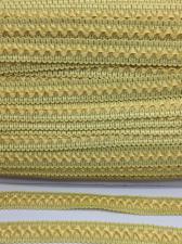 Тесьма Самоса,12 мм,цвет 106 (кремовый)