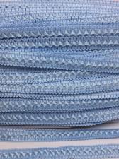 Тесьма Самоса,12 мм,цвет 183 (голубой)