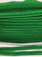 Тесьма Самоса,12 мм,цвет 243 (тёмно-зелёный)