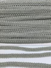 Тесьма Шанель,10 мм,цвет 310 (серый)