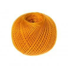 """Нитки для вязания """"Ирис"""". Цвет 0512 охра"""