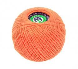 """Нитки для вязания """"Ирис"""". Цвет 0802 персиковый"""