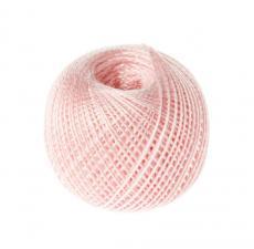 """Нитки для вязания """"Ирис"""". Цвет 1002 светло-розовый"""