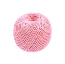 """Нитки для вязания """"Ирис"""". Цвет 1006 розовый"""