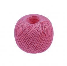 """Нитки для вязания """"Ирис"""". Цвет 1104 розовый"""