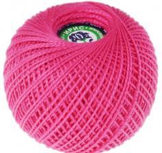 """Нитки для вязания """"Ирис"""". Цвет 1110 тёмно-розовый"""