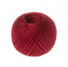 """Нитки для вязания """"Ирис"""". Цвет 1204 бордо"""