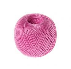 "Нитки для вязания ""Ирис"". Цвет 1404 розово-сиреневый"