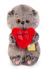 Басик BABY с красным сердечком.