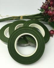Флористическая тейп-лента. Цвет (светло-зелёный)