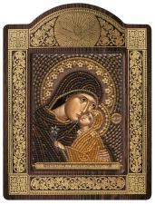 Киот Святая Анна с младенцем Марией.