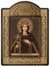 Киот Святая Великомученица Ирина Македонская.