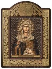 Киот Святая Равноапостольная Нина,просветительница Грузии.