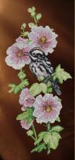 Краса и творчество | Птицы 6. Размер - 25,3 х 52,9 см