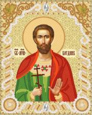 Святой мученик Феодот (Богдан). Размер - 14 х 18 см.