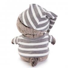 Кот Басик BABY в пижамке, игрушка мягкая