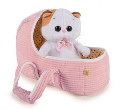 Кошечка Ли-Ли BABY в люльке.