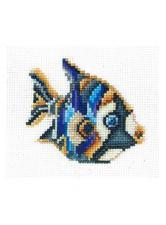 Статуэтки.Рыбка. Размер - 11 х 11 см.