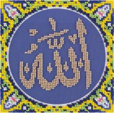 Имя Аллаха. Размер - 14 х 14 см.