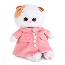 Кошечка Ли-Ли BABY в розовом пальто.