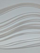 Бумага для кручения (металлик ледяной жемчуг). Размер 5 мм