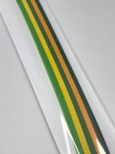 """Набор бумаги для квиллинга """"Жёлто-зелёный микс"""",3 мм"""