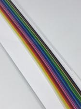 """Набор бумаги для квиллинга """"Цветная глазурь"""",5 мм"""