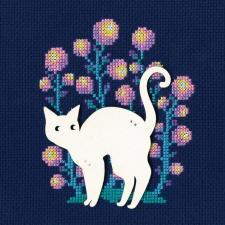 РТО | СВЕ9001 Кошка. Размер - 10 х 12 см.