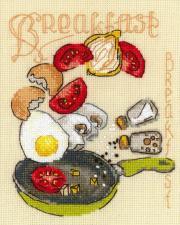 Риолис | Завтрак. Размер - 15 х 18 см