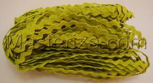 Декоративная тесьма Вьюнчик. Цвет 52 (салатовый)
