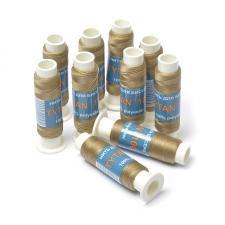 Нить для бисера TYTAN,цв. светло-коричневый,100 м,1 шт