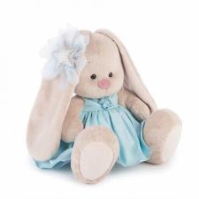 Зайка Ми в голубом платье со звездой, мягкая игрушка BudiBasa